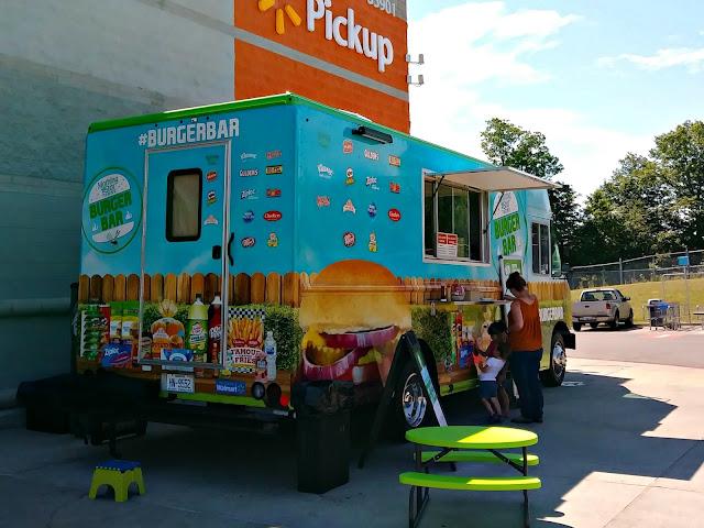 MorningStar Farms® Burger Bar Truck is traveling to a Walmart near you