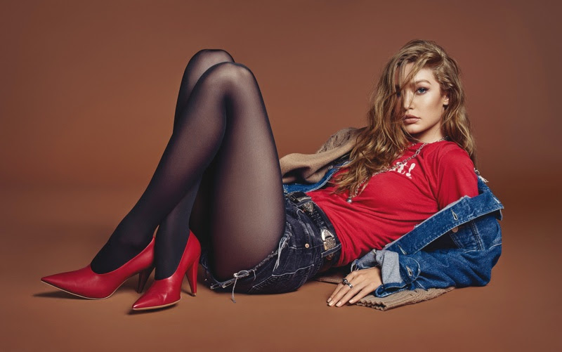 Gigi Hadid on Vogue Korea: Vogue's sexy Gigi Hadid of the Korean version