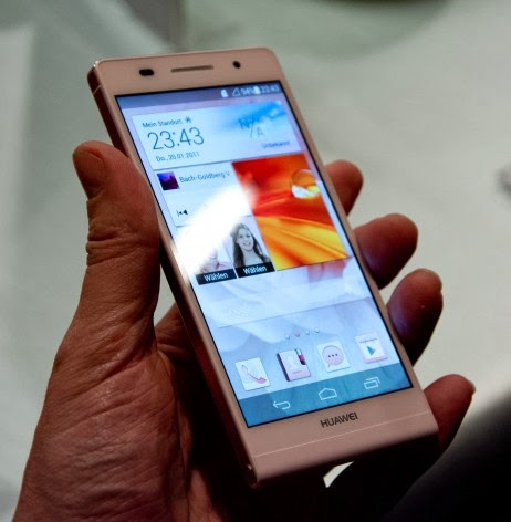 Huawei Ascend P6 Latest Firmware And Tools Free Download