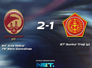Sriwijaya FC vs PS TNI 2-1