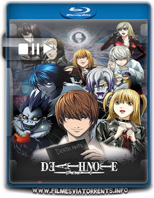 INFORMACOES Baixar Anime Death Note