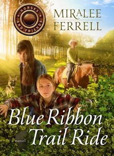 blue Ribbon Trail Ride cover