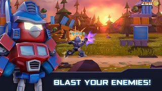 Angry Birds Transformers Unlimited coins apk