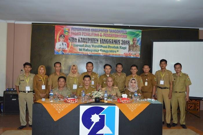 SIDA Kabupaten Tanggamus 2018