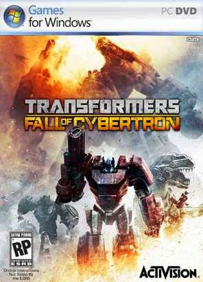 Transformers Fall of Cybertron PC Full [Español – ISO] [MEGA]