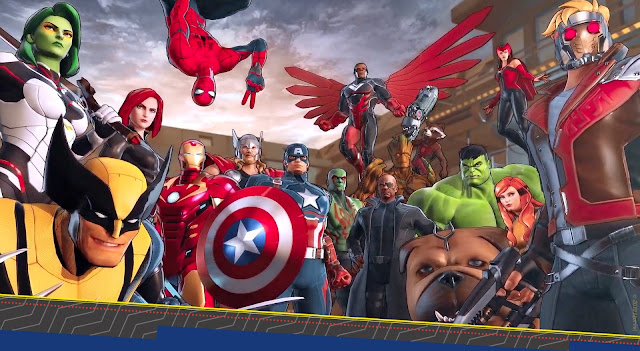 Marvel Ultimate Alliance 3 (Switch): vídeo mostra sete minutos de gameplay