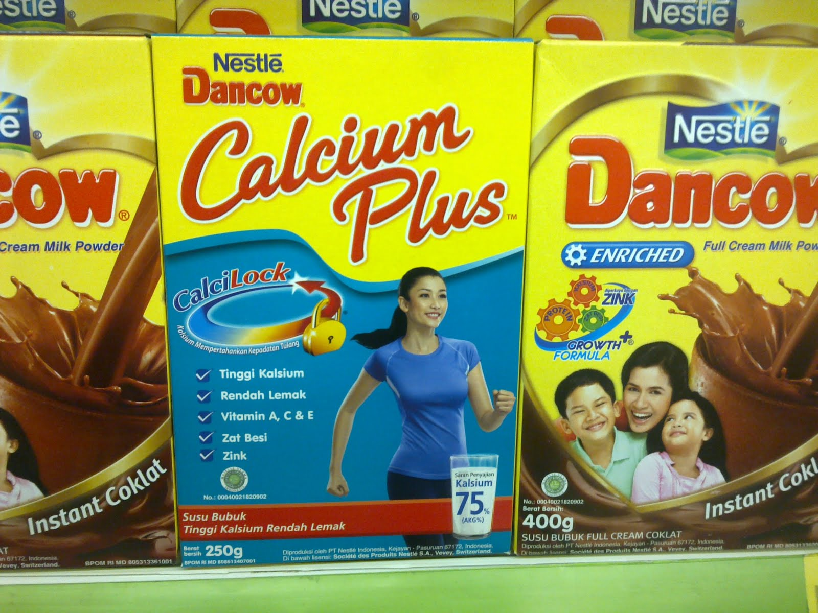 Susu Dancow Calsium Plus Untuk Harga Susu Peninggi Badan Terbaik