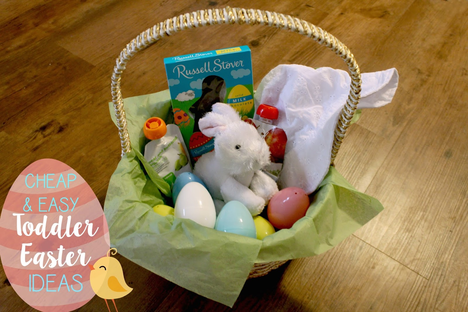 Cheap easy toddler easter basket ideas like honey i have gifts and cards stocked up and held back for months before the holiday even arrives but this easter negle Choice Image