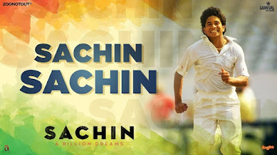 Sachin Sachin Lyrics - Sukhwinder Singh | A R Rahman | Sachin A Billion Dreams