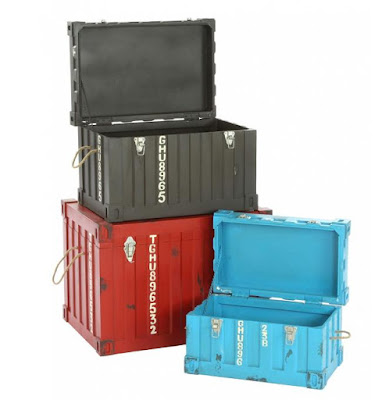 Industrial Container Trunks