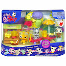 Littlest Pet Shop 3-pack Scenery Ladybug (#856) Pet