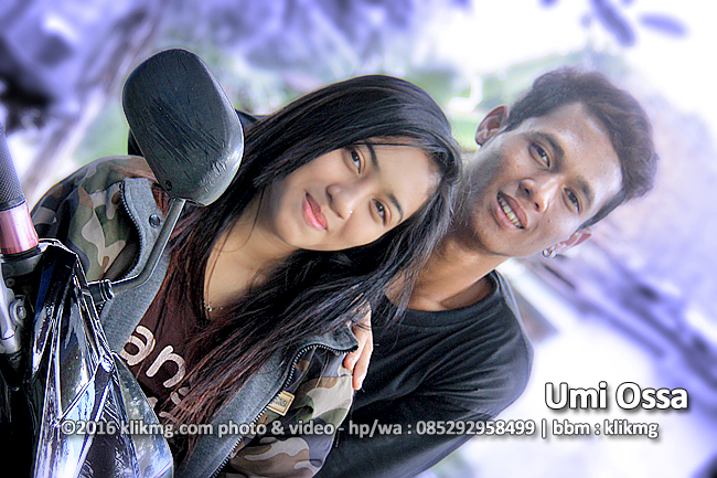 The Ebeg Prewedding Session UMI & OSSA - Foto oleh Klikmg Fotografer Prewedding Purwokerto