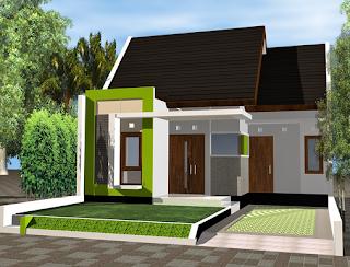 gambar rumah sederhana 4