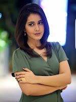 Rashi Khanna new glamorous photo shoot-cover-photo
