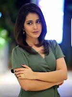 Rashi Khanna new glamorous photo shoot-cover-photo