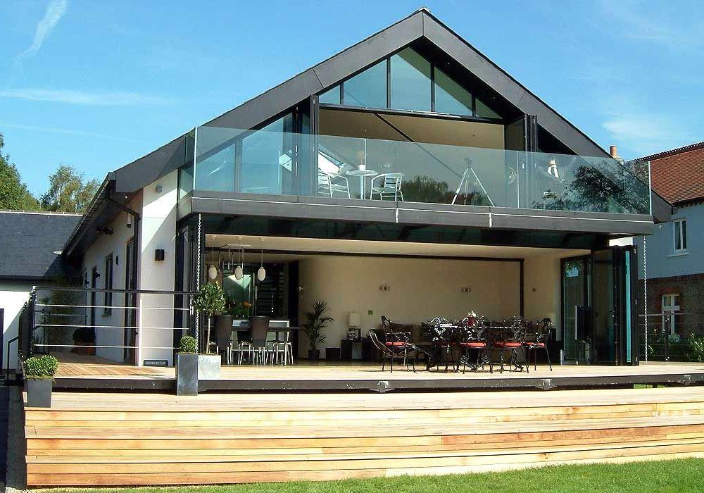 Contoh Desain Balkon Minimalis Modern