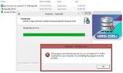 Mengatasi Error Saat Instal Dapodik 2019.c Windows 7