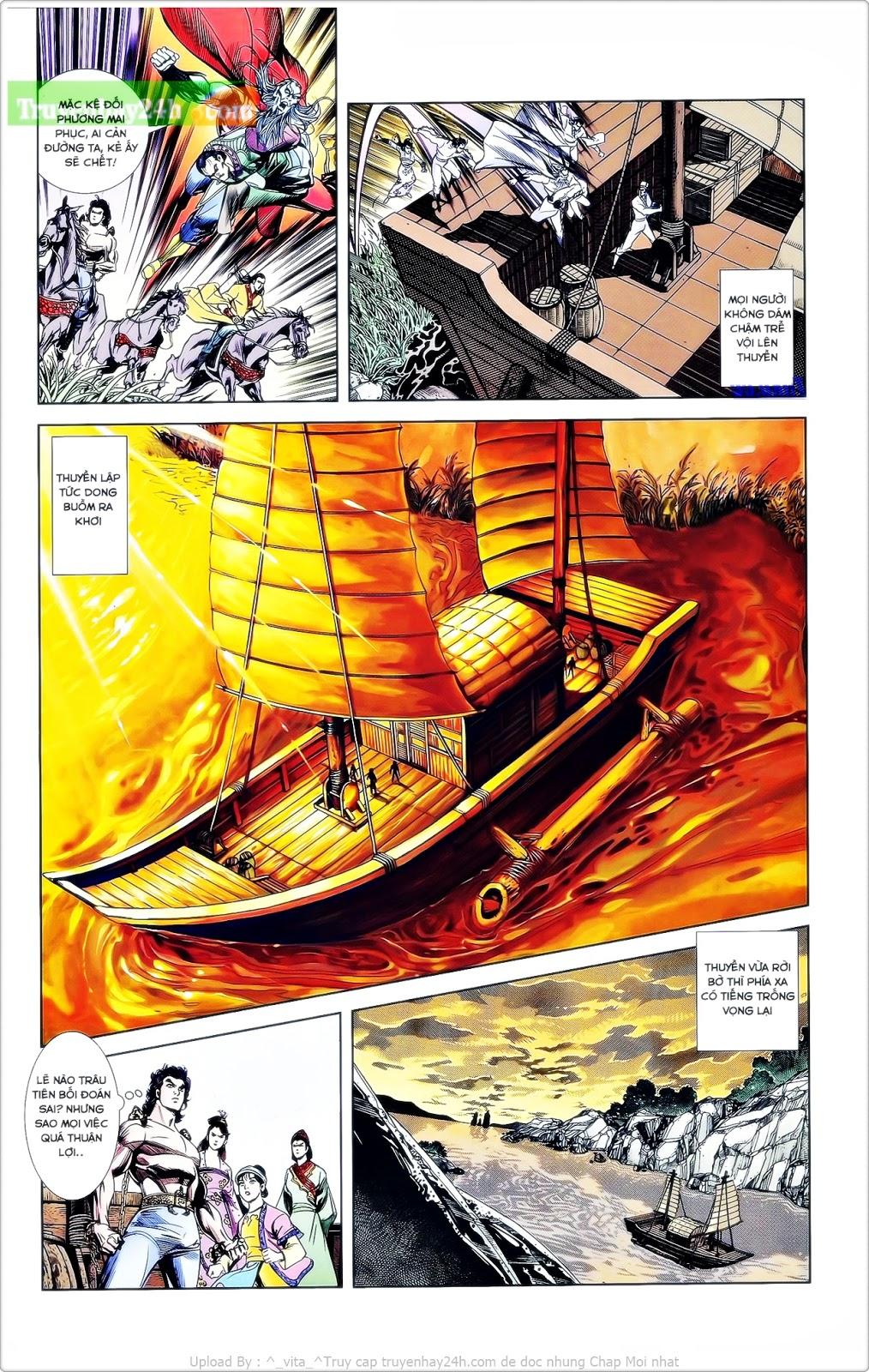 Tần Vương Doanh Chính chapter 26 trang 30