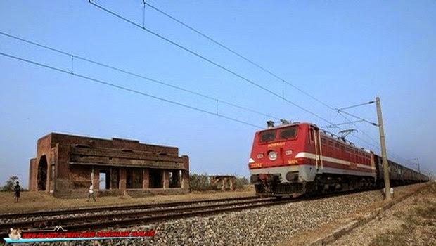 Stasiun Kereta Api Begunkodor, India
