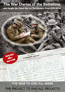 Research WW1 War Diaries