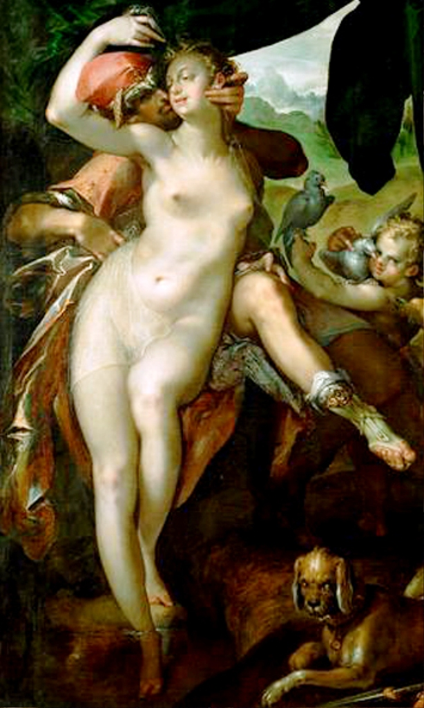 Venus Greek Mythology