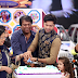 Fahad Mustafa Celebrates His Birthday in Jeeto Pakistan ALong with His Family