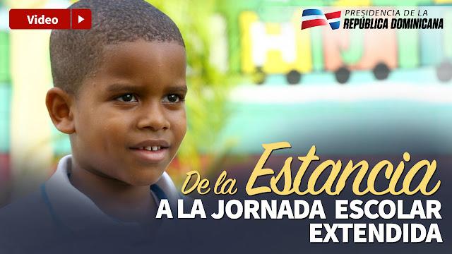 VIDEO: De la Estancia a la Jornada Escolar Extendida