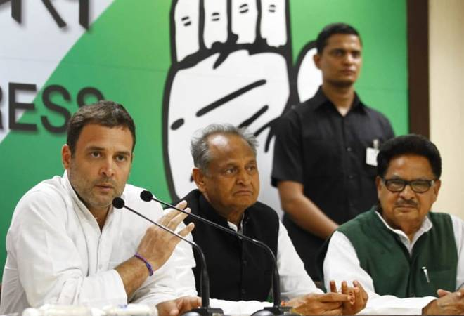Congress demands Arun Jaitley's resignation