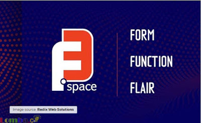 Global Web Design F3 Space | Radix Web Solutions | Umum
