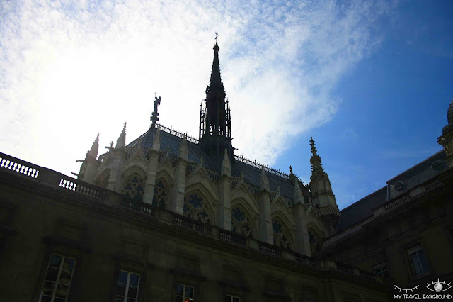 My Travel Background : #ParisPromenade : l'île de la Cité, la Sainte-Chapelle