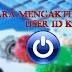 Cara mengaktifkan User ID KING