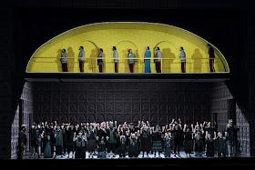 Mussorgsky - Boris Godunov - Royal Opera House - photo ROH/Catherine Ashmore