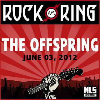 The Offspring - Live Rock am Ring (2012) affiche