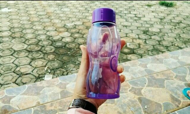 Botol air minum olahraga jogging joging sehat