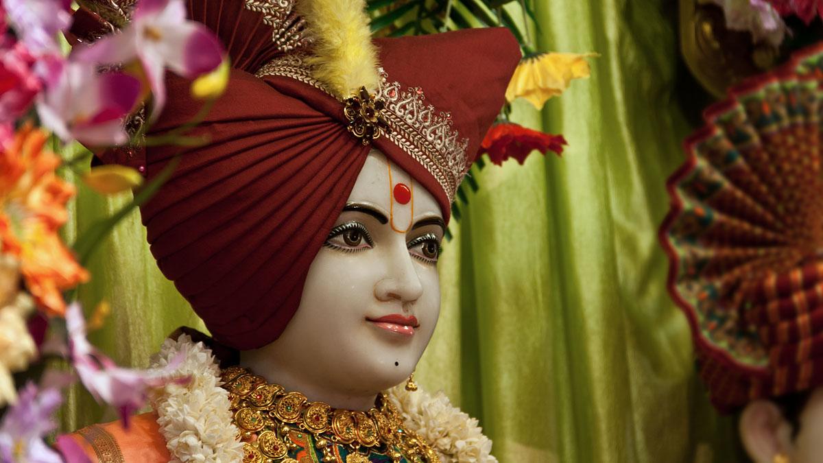 Baps Ghanshyam Maharaj Hd Wallpaper Jay Swaminarayan Wallpapers Bhagwan Swaminarayan Images