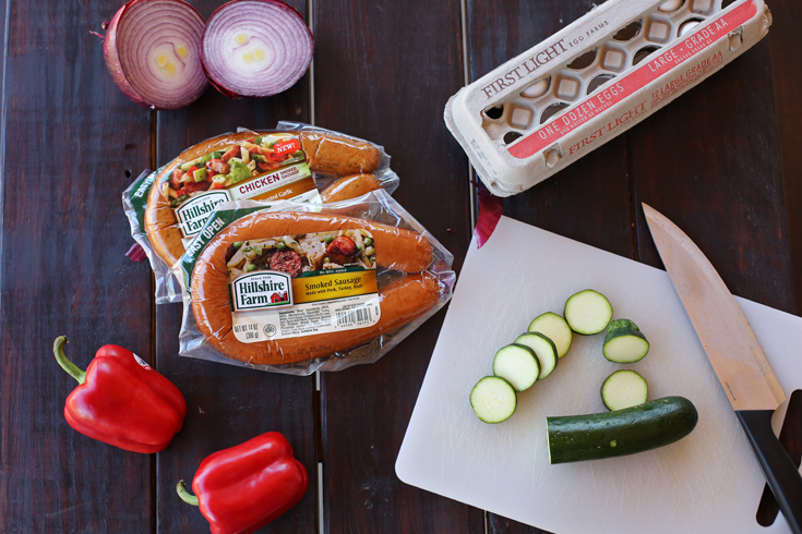 An easy lunch for stay-at-home moms