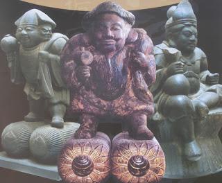 長谷寺木造大黒天立像