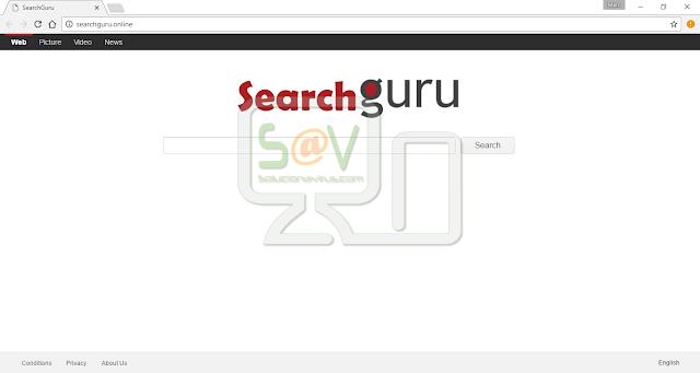 SearchGuru.online (Hijacker)
