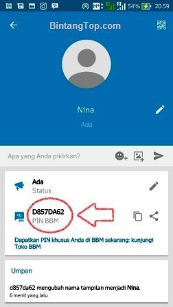 BBM7 membuat akun bbm via hp android