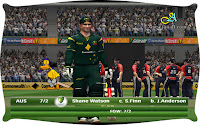 Cap for Batsmen Patch Ingame Screenshot 4