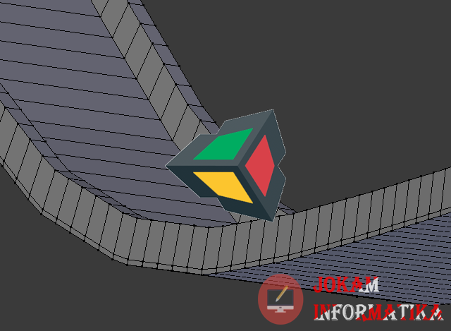 Cara Membuat Jurang Kematian Menggunakan Terain Collider Pada Unity 3D - JOKAM INFORMATIKA