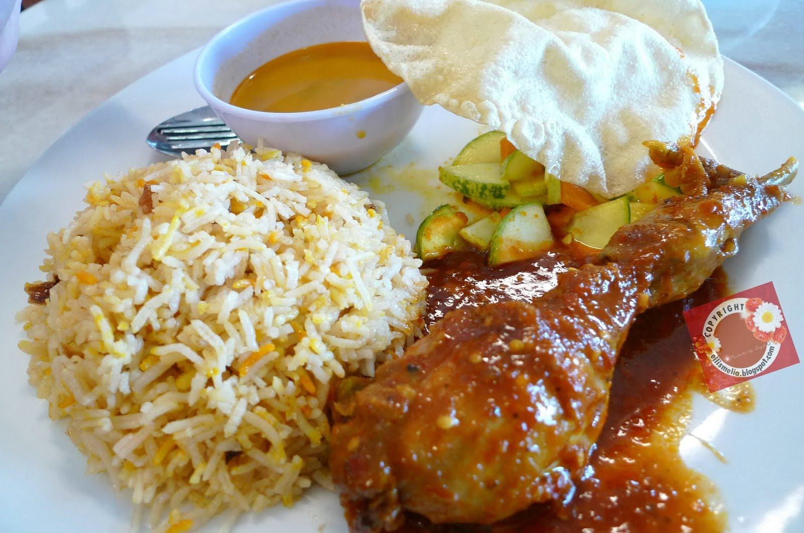Syurga Makanan - Malaysia: Kaum India