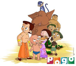 'Chhota Bheem' Pogo Tv New Series wiki Story,Cast,Title Song,Timing