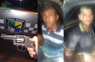 Polícia Militar apreende a 30ª arma de fogo no Agreste sergipano