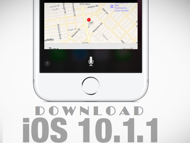 Apple iOS 10.1.1 Download Links