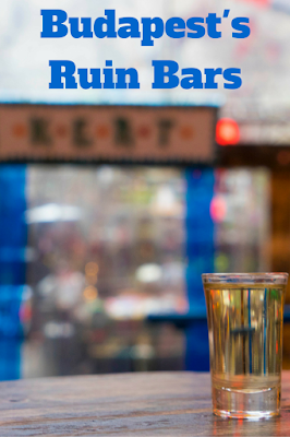A guide to the ruin bars of Budapest, Hungary.