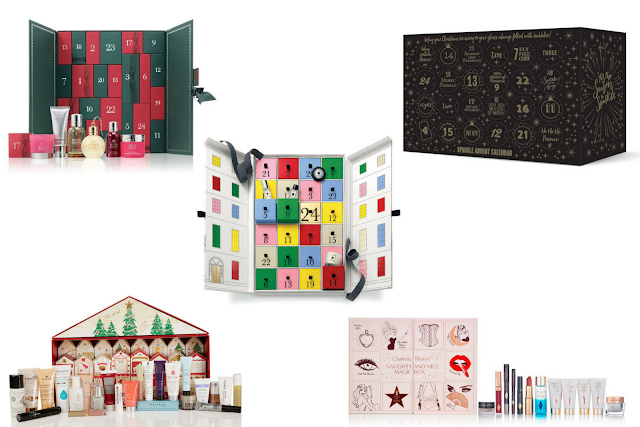 The Best Beauty Advent Calendars 2017