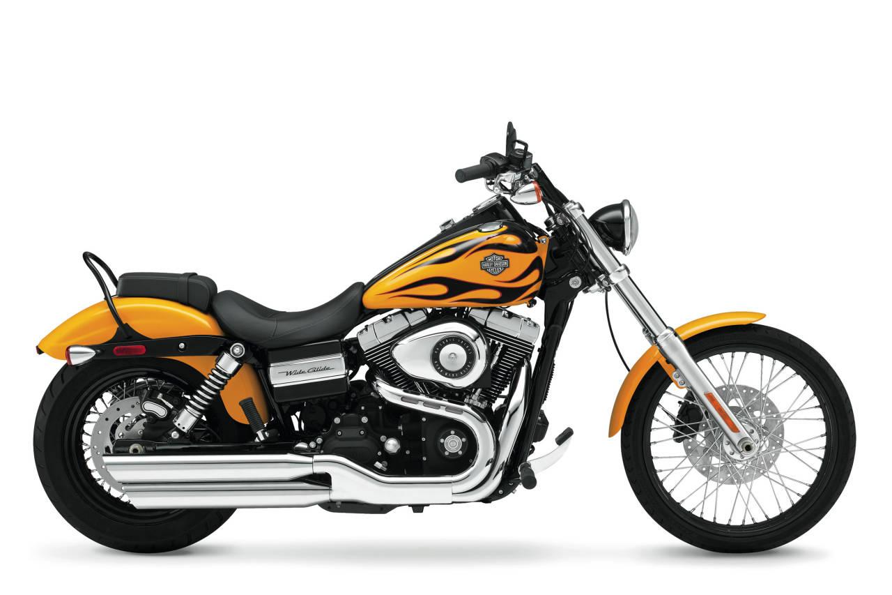 New Harley Davidson: Speedy Bikes: 2011 New Harley-Davidson