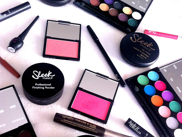 An Insight Into Sleek Makeup