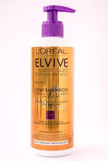 champús Low Shampoo de L'Oreal Elvive